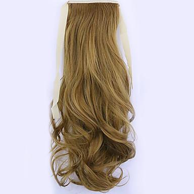 Extension capelli veri coda di cavallo