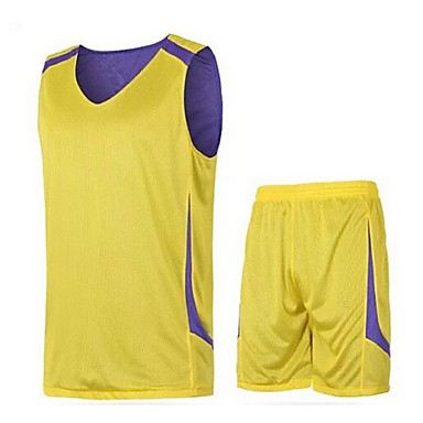 Buy Others Men's Sleeveless Leisure Sports / Badminton Basketball Running Clothing Sets Quick Dry