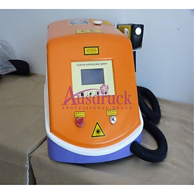 Buy Q-Switch Nd YAG Laser Tattoo Eyebrow Pigmentation Removal Machine