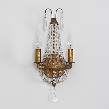 klassische norden amercian landschaft vintage kristall. Black Bedroom Furniture Sets. Home Design Ideas