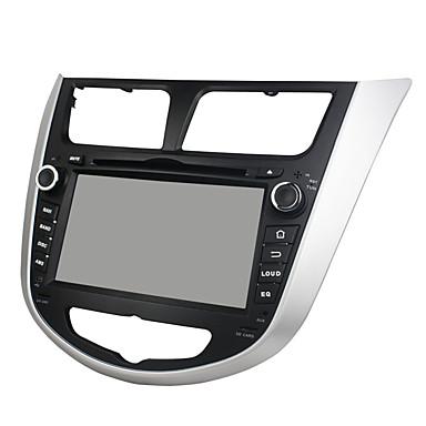 Buy Android 5.1 Car DVD Player HYUNDAI Verna Accent Solaris 2011-2012 Quad-Core Contex A9 1.6GHz,RDS,BT,SWC,Wifi,3G