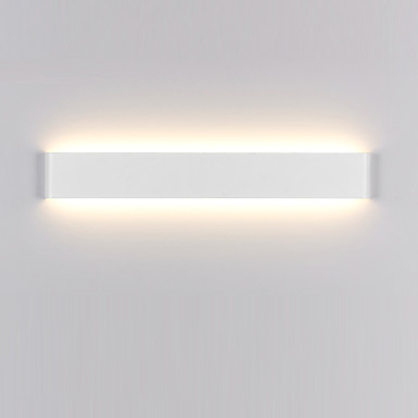 30W 91cm long Modern LED Wall Sconces Light Indoor Black / White 3977549 2017 USD 92.99