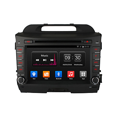 Buy Ownice C300 8 Inch 1024*600 Quad Core Android 4.4 Car Dvd Player GPS Kia Sportage