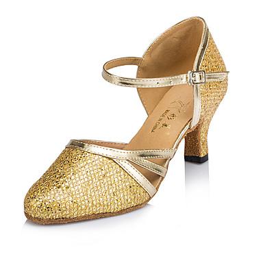 Women S Dance Shoes Cuban Heel