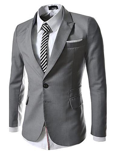 Buy X-MAN Men's Zipper Leisure Long Sleeve Coat