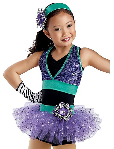 Jazz Performance Kidsu0026#39; Glitter Jazz/Modern/Cheerleading Dance Costume Kids Dance Costumes 2015 ...