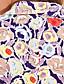 TS VINTAGE Floral Print Blazer