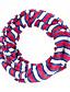 Damer Vintage / Sødt / Fest / Casual Bomuldsblanding / Polyester Halstørklæde-Stribet Uendelighedshalstørklæde