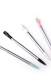 intrekbare metalen touch pen stylus voor nintendo dsi