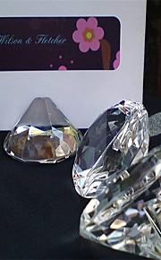 Kristal Plaats Card houders - Stuk / Set