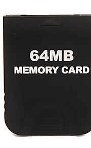 64MB hukommelseskort til Wii GC