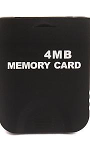 4MB memory card til wii GC
