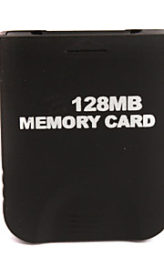 128 MB hukommelseskort til Wii GC