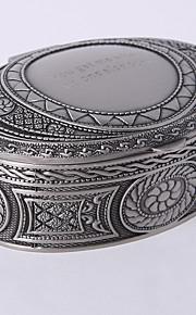 personnalisé millésime tutania boîte à bijoux ovale