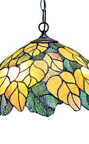 PAHRUMP - Lüster Tiffany mit 2 Glühbirnen