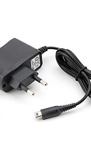 universales de corriente alterna adaptador de corriente para Nintendo DSi, DSi XL y 3DS (eu, 5V, 500mA, negro)