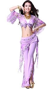 dancewear viscose boven-en onderkant voor dames meer kleuren