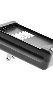 Amerikaanse Battery Charger met USB-uitgang voor Samsung Galaxy SII (I9100)
