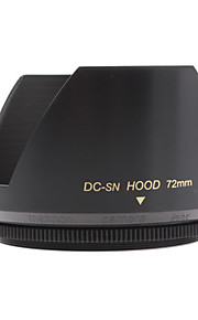 Mennon 72mm modlysblænde til Digitalkamera Objektiver 16mm +, Film objektiver 28mm +