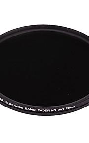 FOTGA 72mm Slim Fader Neutral Density ND filter Variabel Justerbar ND2 til ND400