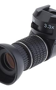 kameravinkel søger til Canon, Nikon, Pentax sony Leica Olympus FourThirds 4/3 E-serien