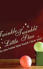 Twinkle Twinkle Little Star Wall Tarra