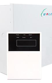alarm system med intelligent alarmcentral (8 kablet og 16 trådløse)