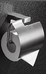 Steel bains Support de papier hygiénique inoxydable contemporaine