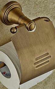 Accessoires de salle de laiton titulaire Brosse WC