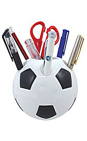 multi-funktionelle footbal formet blyant (tilfældig farve)