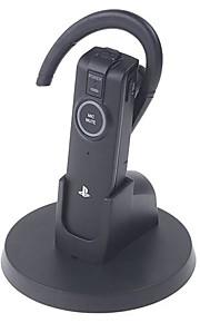 officiële Sony PlayStation 3 ps3 hoofdtelefoon bluetooth oorhaak draadloos met microfoon voor mobiele telefoon