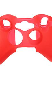 Silicone Skin Case Cover voor de XBOX 360 game controller (verschillende kleuren)