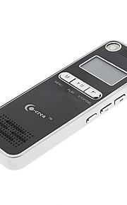 Co-CREA 8GB 2.0USB Multi Language FM Tuner Professional Digital Voice Recorder