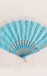 Delicate Lacelike Hand Fan (More Colors)