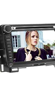 7inch 2 DIN en el tablero de coches reproductor de DVD para el Chevrolet Sail Nuevo 2012 con GPS, IPOD, RDS, BT, pantalla táctil, TV
