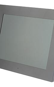 Marco de fotos digital de múltiples funciones de 14 inche (Negro / Blanco)