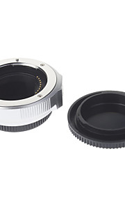 Elettronico del tubo Lens Adapter / Extension 43-M43 (Silver)