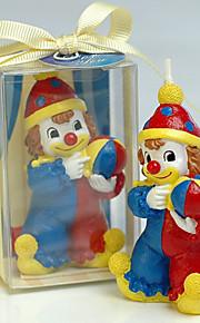 Bougie Clown pour anniversaire