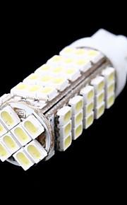 68 1206 SMD LED del coche T10 W5W 194 927 161 cuña del lado de la lámpara de la bombilla