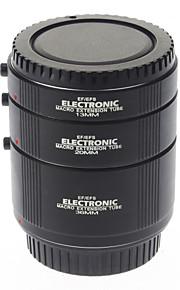 סט התחתית Externsion מאקרו DG השני למצלמות Canon (EF13 + EF20 + EF36)
