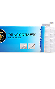 50Pcs Dragonhawk Disposable Sterile Tattoo Needles