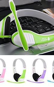 Hi-fi Stereo Gaming Headset met Noise Reduction-Microfoon