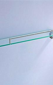 Современные полки хромированная отделка латунь материал для ванной комнаты