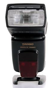 YONGNUO yn568ex Speedlite voor Nikon DSLR / i-TTL / draadloze flitser - zwart