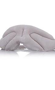 fløyel øyelapp for avslappende søvn