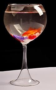 tabellen center beger glass tank bord deocrations (fisk ikke inclouded)