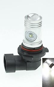 9005 HB3 cree P20D xp-e conduit 20w 1300-1600lm 6500-7500k ac / DC12V-24 brouillard blanc - argent noir