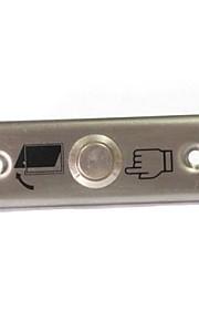 rustfrit stål døråbner knap til system til py-DB6 adgangskontrol