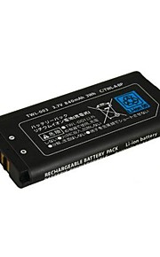 840mAh oplaadbare lithium-ion batterij + gereedschap + pen-kit voor de Nintendo DSi NDSi