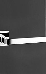 moderna porta carta stecca igienica / tessuto, ottone cromato accessorio finitura bagno